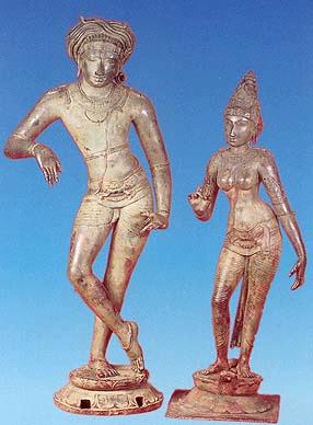 Bronze siva