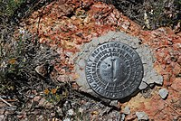 Brow Monument US Coast and Geodetic Survey Marker.jpg