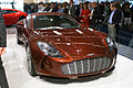 Brown Aston Martin One-77 fr IAA 2011.jpg