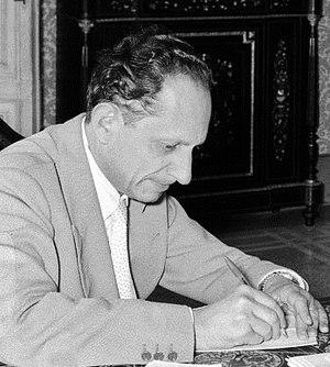 Bruno Pontecorvo - Bruno Pontecorvo in the 1950s