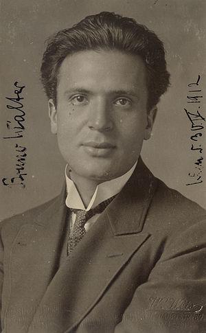 Walter, Bruno (1876-1962)