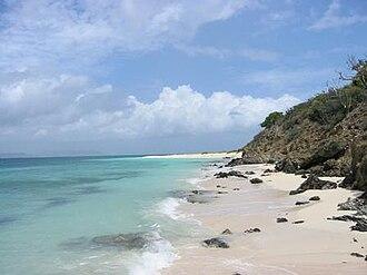 Buck Island Reef National Monument - Image: Buck Island