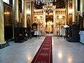 Bucuresti, Romania, Biserica Greaca (Buna Vestire), Pache Protopopescu nr. 1-3; B-II-m-A-19472 (interior 3).JPG