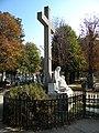 Bucuresti, Romania. Cimitirul Bellu Catolic. Mormantul nacunoscut. 21. 10. 2017. (3).jpg
