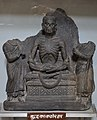 Buddha in Hard Penance - ACCN 18-1550 - Government Museum - Mathura 2013-02-24 5931.JPG