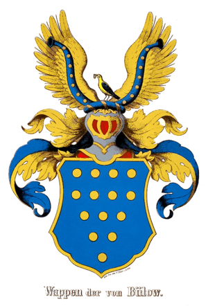 Bülow family - Image: Buelow Wappen