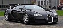 Bugatti Veyron 16.4 – Frontansicht (3), 5. April 2012, Düsseldorf.jpg
