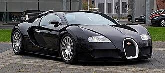 Bugatti Veyron - Bugatti Veyron 16.4