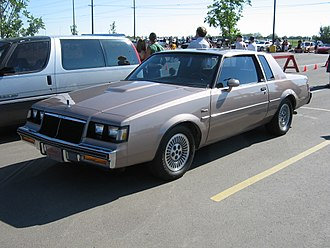 Buick Regal - Buick Regal T-Type