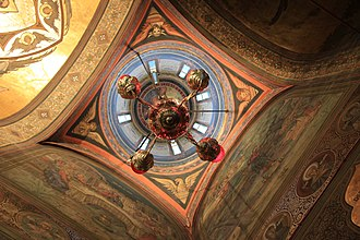 Romanian Patriarchal Cathedral - Image: Bukarest 4314