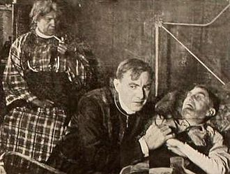 Bullet Proof (1920 film) - Film still