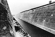 Bundesarchiv Bild 146-1971-011-29, Belgien, Fort Eben Emael, Albert Kanal