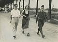 Burgerdeelnemers onderweg tijdens de 22e vierdaagse. – F40314 – KNBLO.jpg