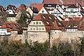 Burgweg Panorama vom Mühlacker Rothenburg ob der Tauber 20180216 029.jpg