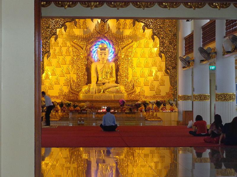 File:Burmese Buddhist Temple Singapore.JPG