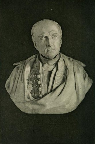 Pierre Guillaume Frédéric le Play - Image: Bust of Frederic Le Play