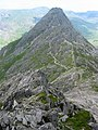 Bwlch Tryfan and Tryfan from Bristly Ridge - geograph.org.uk - 71630.jpg