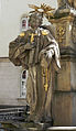 Bystrzyca Kłodzka, Figura św. Trójcy, 13.JPG