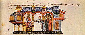 Byzantine–Bulgarian war of 913–927