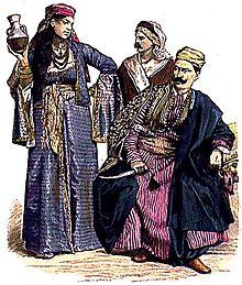 Abbasid Women Fashion