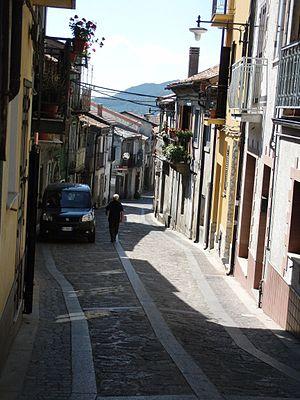 Fabrizia - Street in Fabrizia