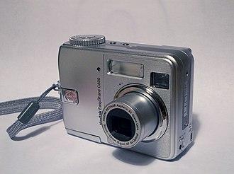 Kodak EasyShare C330 - Circa 2005