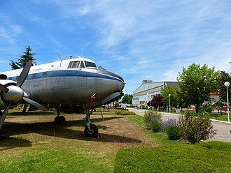 Museo del Aire (Madrid) - Panorama of the Cuatro Vientos Air Museum.