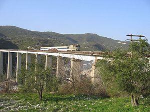 लताकिया: CFS Brücke Aleppo-Latakia