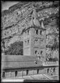 CH-NB - Saint-Maurice, Abbaye, vue partielle - Collection Max van Berchem - EAD-7640.tif