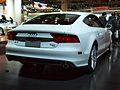CIAS 2013 - Audi A7 3.0T (8513616879).jpg