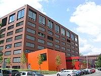 CTU - New Building Dejvice, Prague, lecture halls.jpg