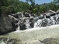 Caída de agua en el Cerro del Tepeyac, México DF. - panoramio.jpg