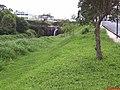 Cachoeira do Cubatão , dentro da cidade de Franca - Av. Dr. Ismael Alonso Y Alonso - panoramio.jpg