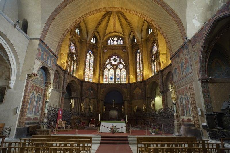 Fichier cahors cath drale saint etienne pm wikip dia - Cathedrale saint etienne de cahors ...