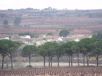 Calderón (Requena) - Image: Calderón