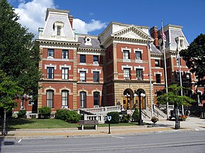 Cambria County Courthouse - Ebensburg, PA.jpg