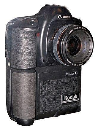 Canon EOS - Canon EOS DCS 3c