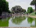 Canopo of Villa Adriana (Tivoli).jpg
