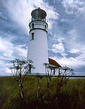 National Register of Historic Places listings in Curry County, Oregon - Image: Cape Blano Light