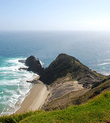 Cape Reinga, Northland, New Zealand, October 2007.jpg