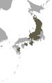 Capricornis crispus MAP.png