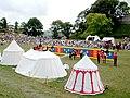 Carisbrooke Castle Tournament. - geograph.org.uk - 498906.jpg