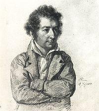 Carl Christian Vogel von Vogelstein - Der Maler Franz Ludwig Catel.jpg