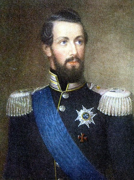 Файл:Carl XV of Sweden as Crown Prince c 1856 by Carl Vilhelm Nordgren.jpg