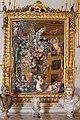 Carlo Maratta e Giovanni Stanchi, Specchio dipinto con vaso di fiori e cinque puttini 01.JPG
