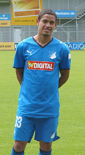 Carlos Eduardo Marques - Carlos Eduardo as a 1899 Hoffenheim player.