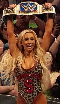 Carmella SD Women's Champion (cropped).jpg