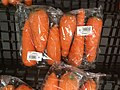 Carrots for sale in Japan - Oct 23 2019.jpeg