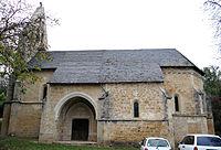 Carsac-Aillac - Église Notre-Dame de l'Assomption d'Aillac -02.JPG