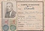 Carte d'identité de Jean Charles Hyacinthe Pianelli - 1945 - recto.jpg